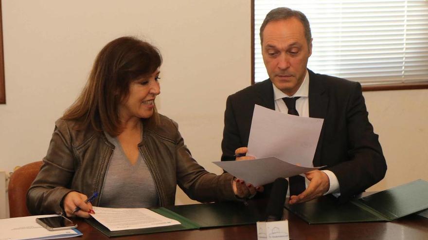 La Xunta aprueba el PXOM de Soutomaior de manera definitiva