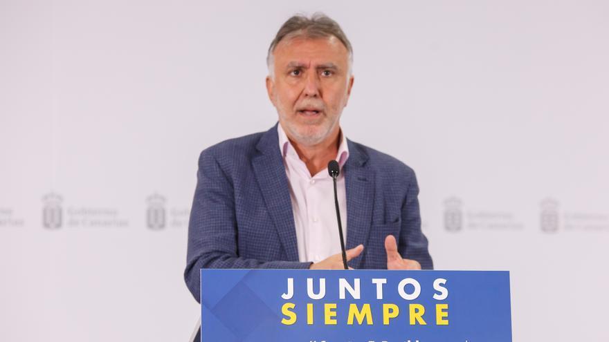 Ángel Víctor Torres reclama que los tests de antígenos sean válidos para los turistas que lleguen a Canarias