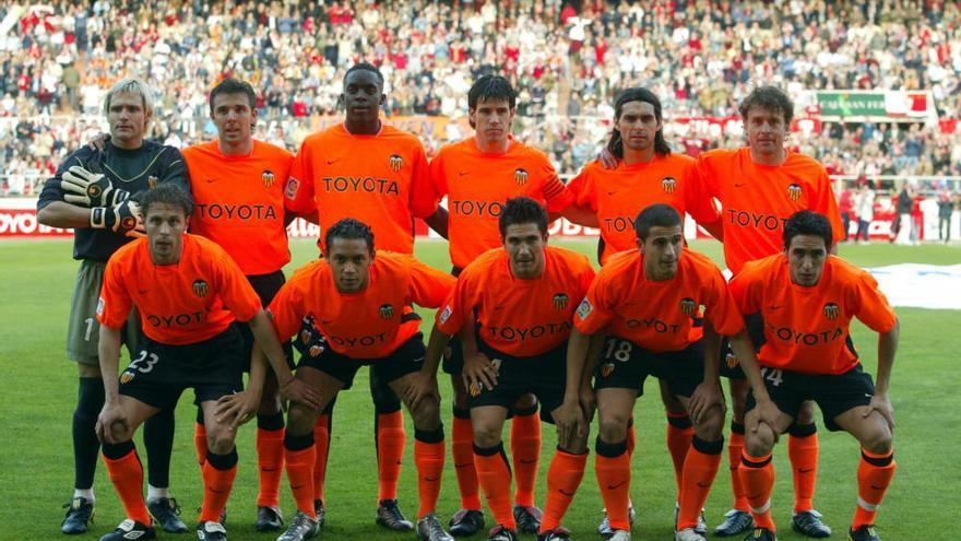 El Valencia CF, Campeón de Liga