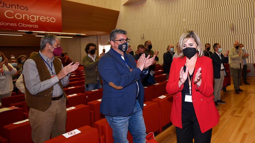 Marina Borrego se marca el reto de hacer de CCOO la primera fuerza sindical de Córdoba