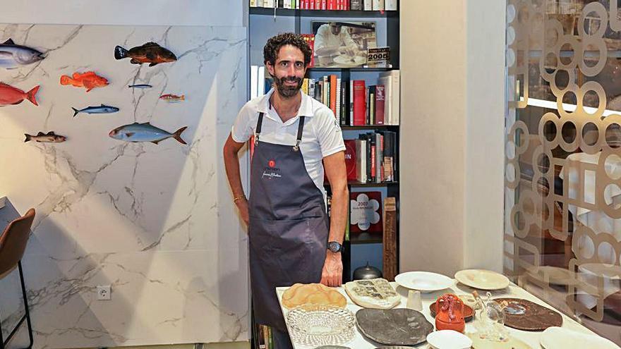 El nuevo Zaranda de Fernando P. Arellano abre mañana en el hotel Es Príncep de Palma