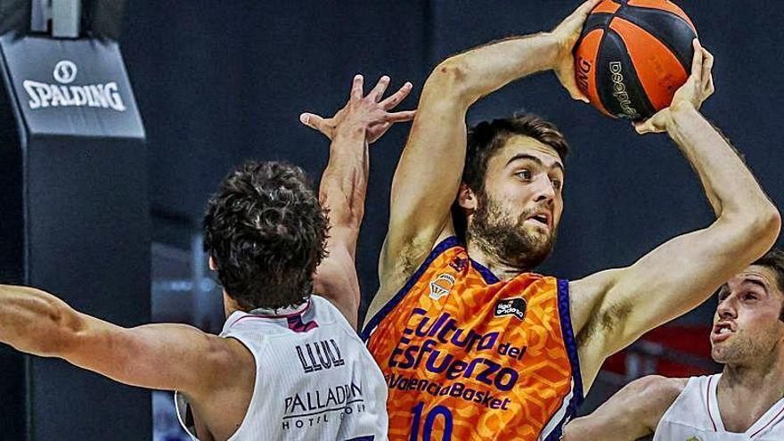 El Valencia Basket se queda en la orilla de la final