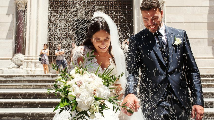 Las parejas ya no se casan por la Iglesia: los matrimonios eclesiásticos caen un 30%