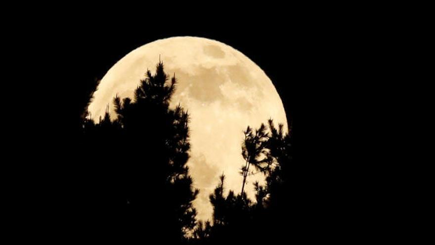 Finalizado el primer eclipse de Luna de 2020