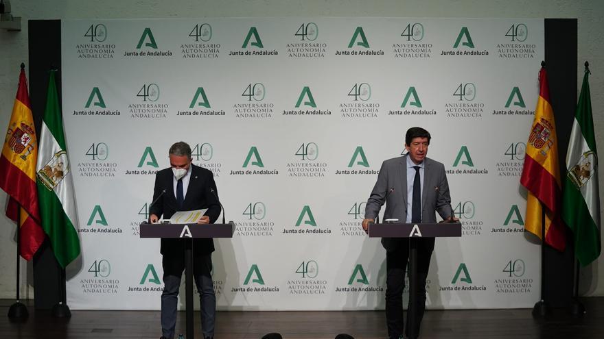 """La Junta pide a los ayuntamientos que """"redoblen los esfuerzos"""" para evitar los botellones"""