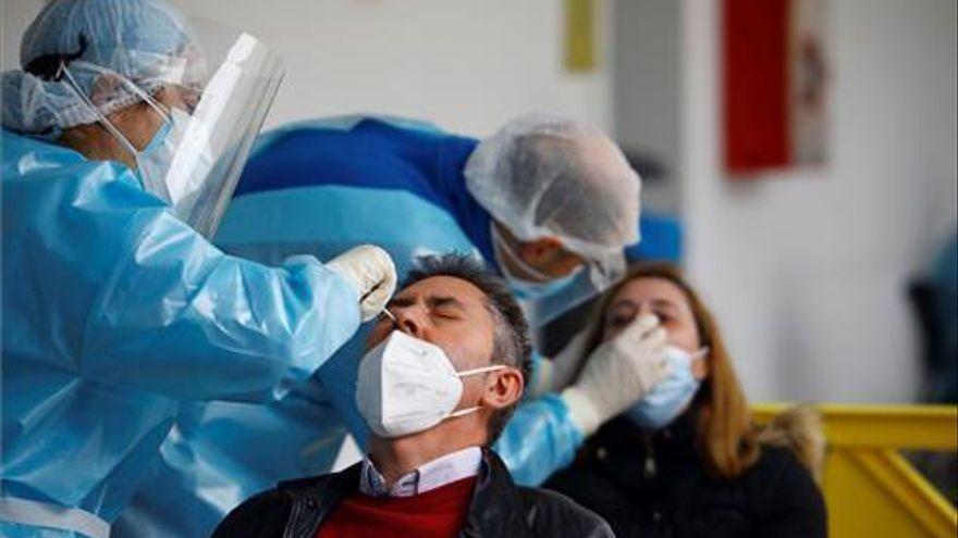 Segundo día de bajada de contagios en Córdoba, con la capital en nivel 3 de alerta covid