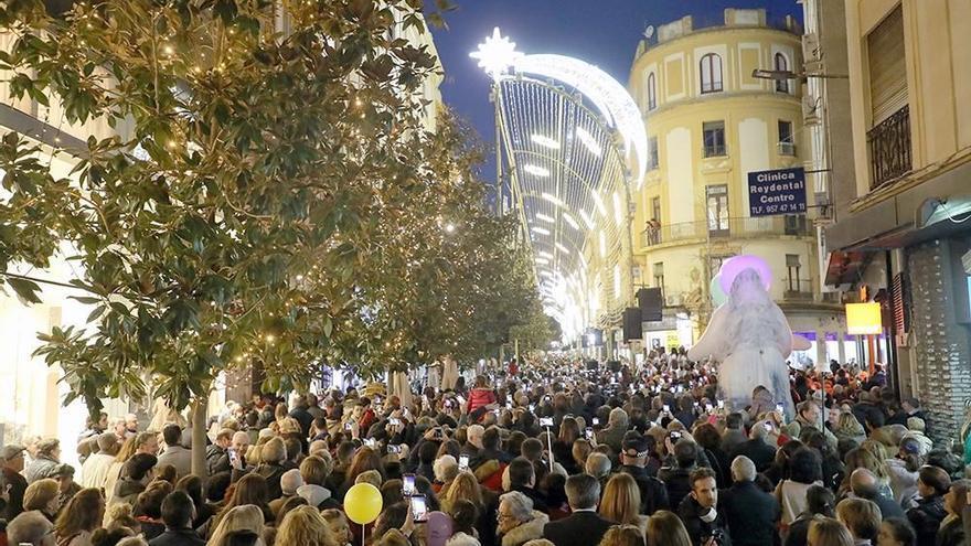 El espectáculo navideño de Cruz Conde multiplicará sus elementos los próximos años aunque reducirá los pases