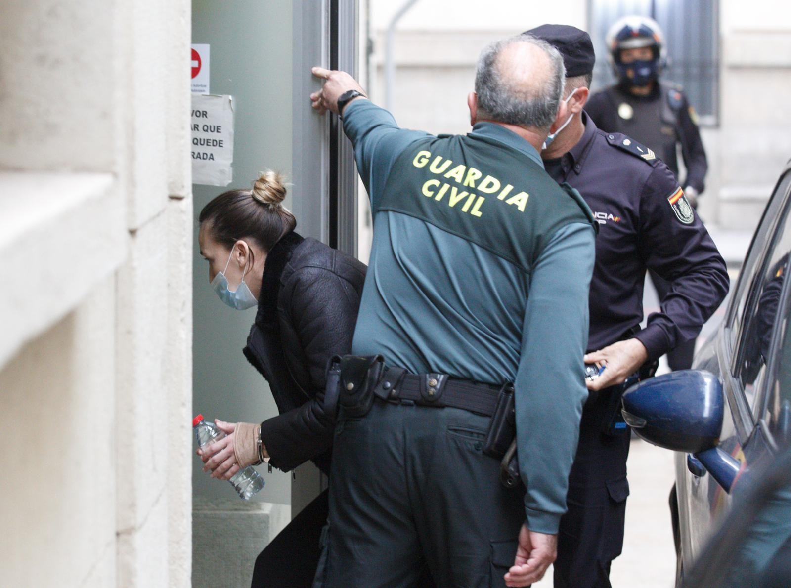 Nueva sesión del juicio por el asesinato de Dominique