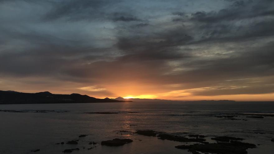 Más calor para este martes en Canarias