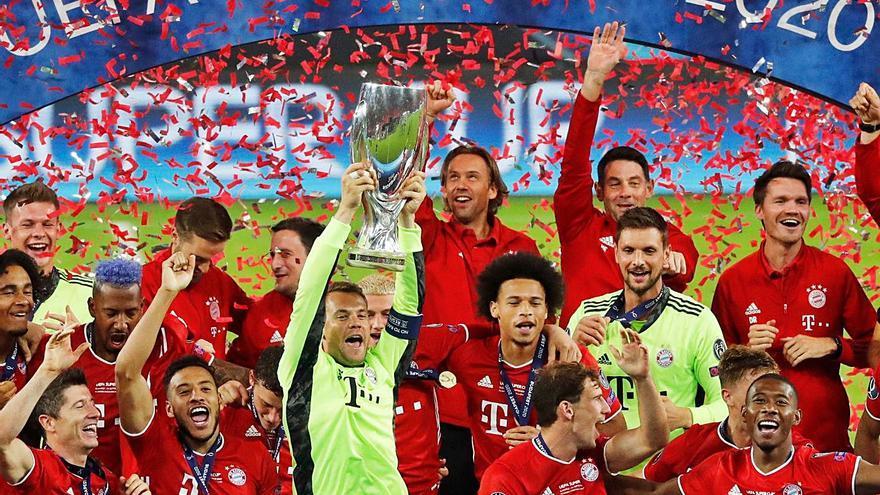 Un Bayern al límite derrota a un bravo Sevilla en la prórroga