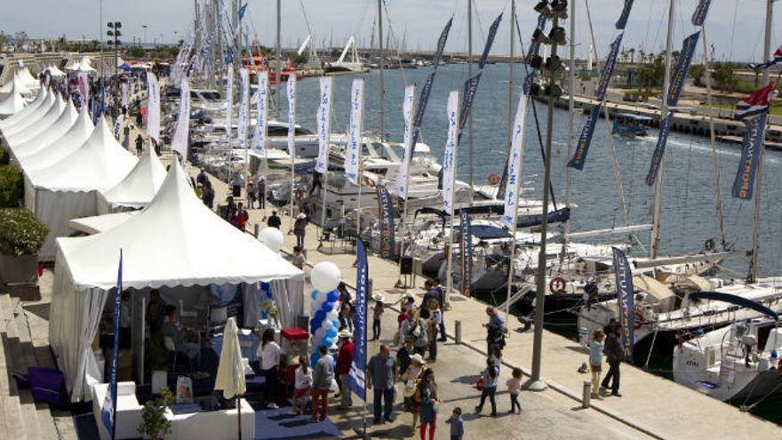 La Marina de València se llena de actividades gratuitas con el salón náutico