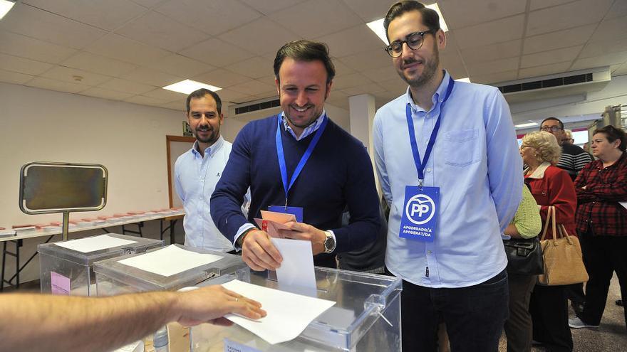 La derecha podría gobernar en Elche al lograr mayoría absoluta gracias a Vox
