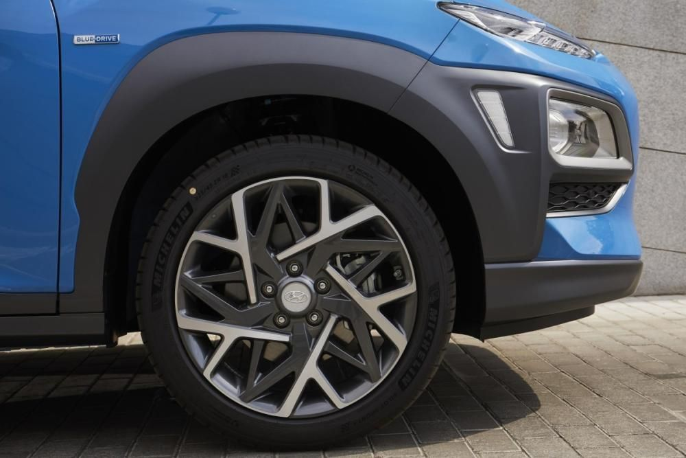 Hyundai Kona Hybrid 2019: La saga más eficiente