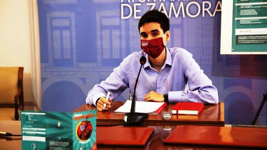 El Ayuntamiento de Zamora presenta el borrador del III Plan Municipal de Juventud