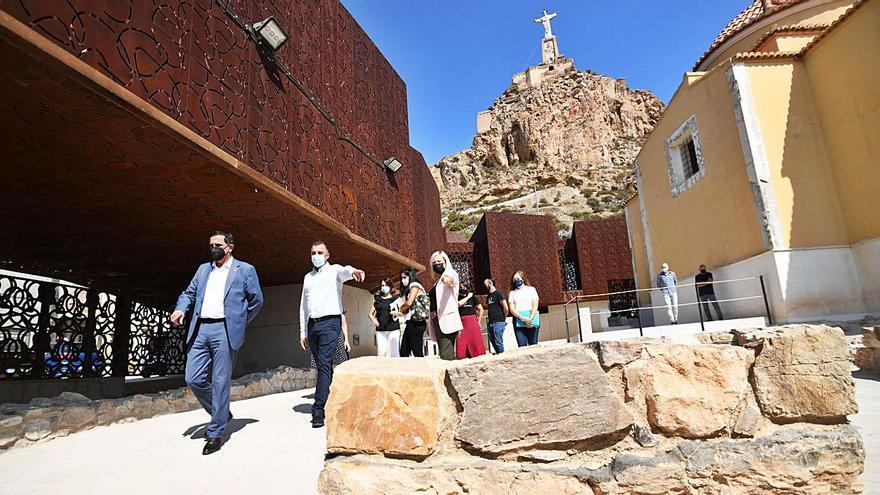 Monteagudo recupera su pasado romano