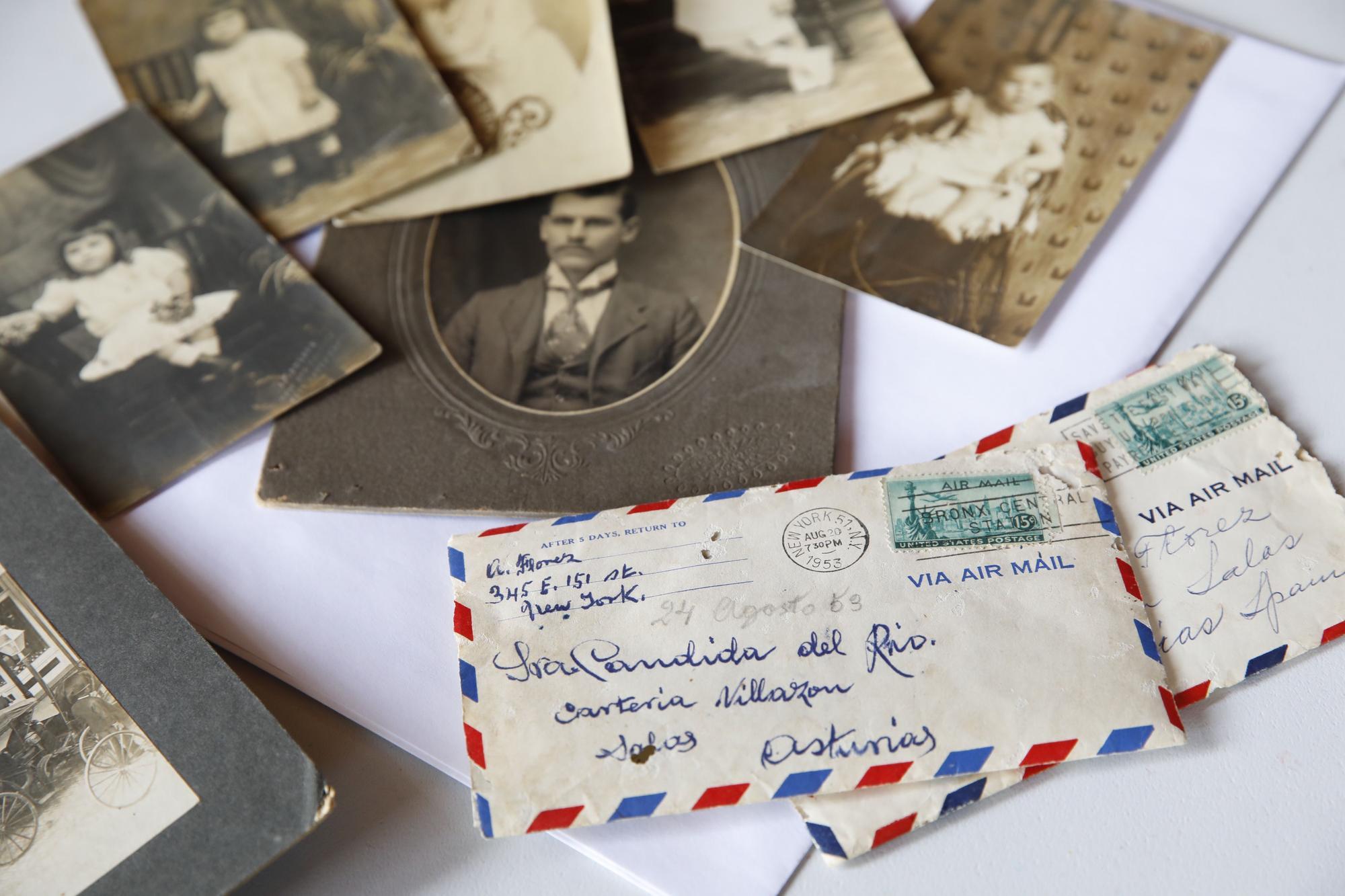 Descendientes de emigrantes españoles a América comparten sus archivos