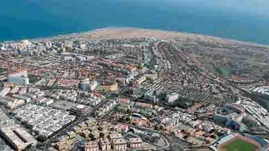 Precintan un local de apuestas externas en el sur de Gran Canaria