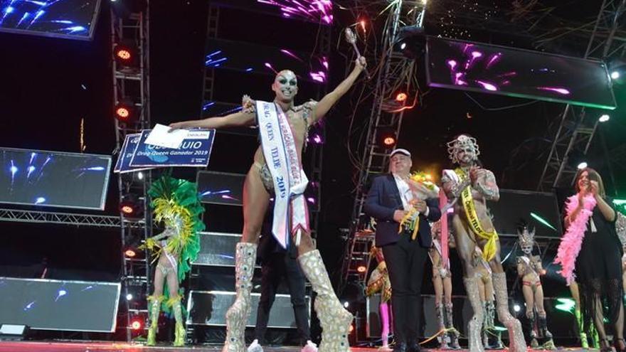 Drag Sethlas, Drag Queen del Carnaval de Telde