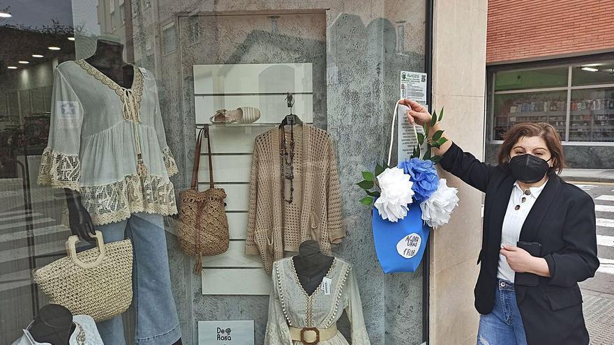 Comercio y hostelería dan vida a la Primera Flor