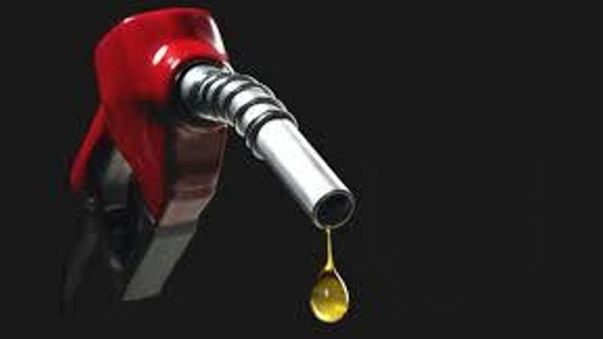 La gasolina se encarece y el litro cuesta un 7% más que en enero