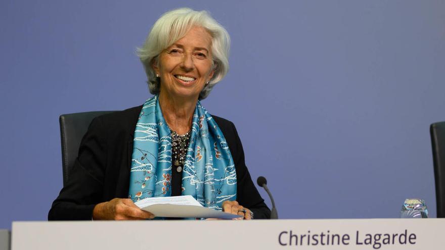 Lagarde avisa: retrasar el plan de recuperación puede elevar el coste de la crisis