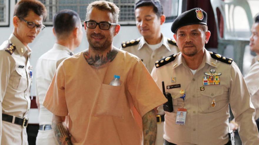 Tailàndia confirma la pena de mort per a l'excandidat de PxC a Manresa