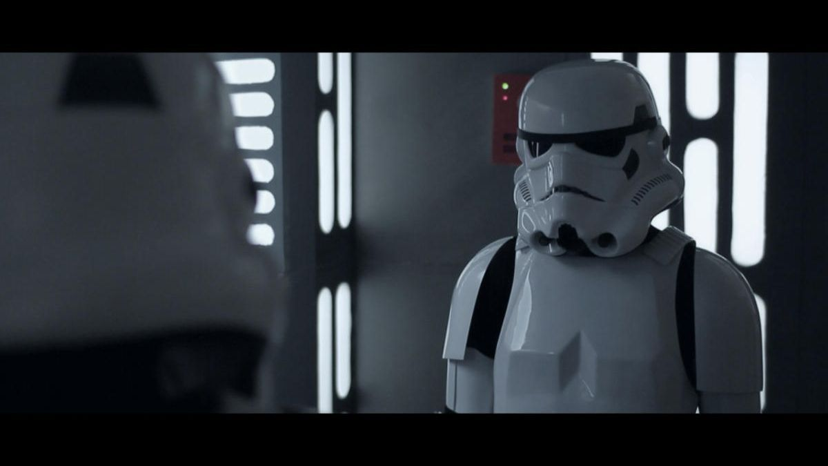 Fotograma del corto 'Love wars'.