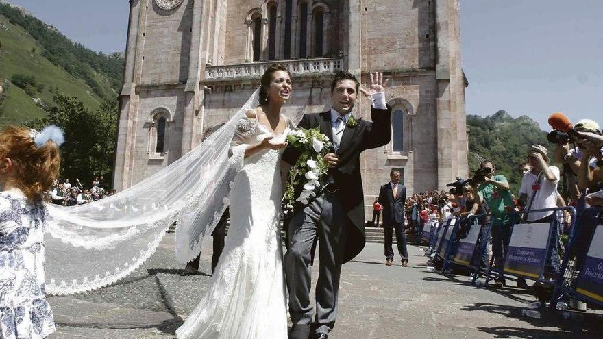 """Aquel 22 de julio de 2006, un día """"mágico"""" en la basílica de Covadonga"""