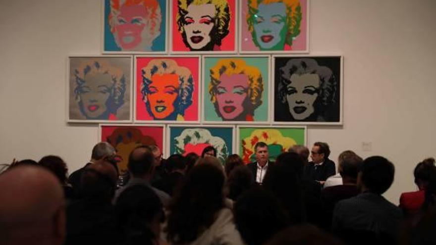 La sopa Campbell's i el retrat pop de Marilyn