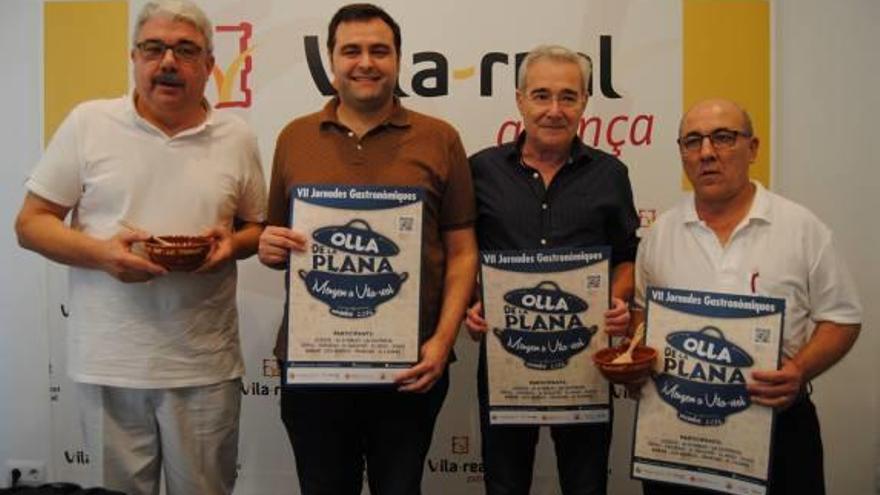 La Olla de la Plana vuelve a ser protagonista en «Mengem a Vila-real»
