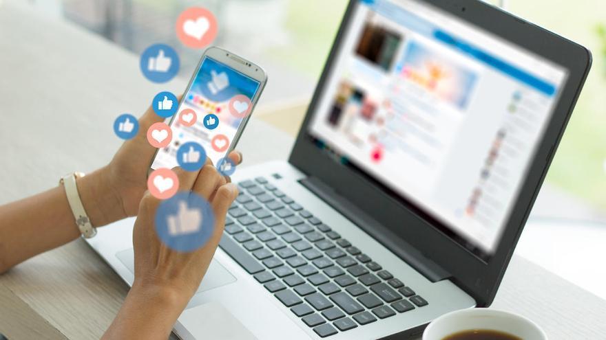 El 80% de los españoles usa las redes sociales