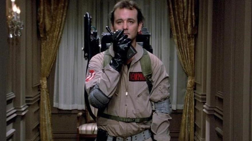 Bill Murray volverá a enfundarse el traje de cazafantasmas
