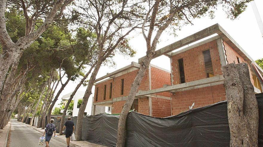 Las multas por infracciones urbanísticas se desploman el último año en El Campello