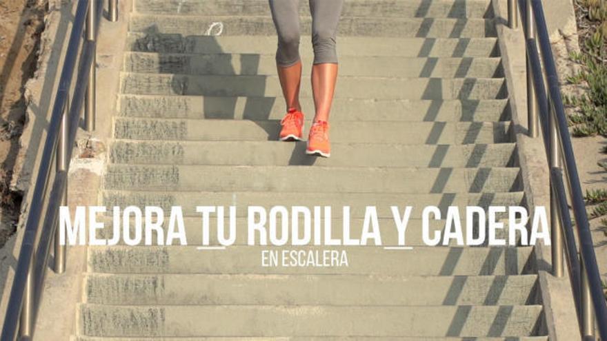 Vida Equilibrium | Capítulo 8: Mejora tu rodilla y cadera en escalera