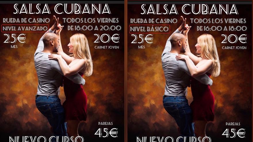 Salsa Cubana: Rueda de casino
