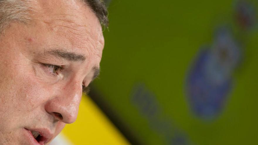 """Ramírez: """"Ni VAR, ni san Var, ni 'campañitas'; lo que tiene que hacer la UD es ganar"""""""