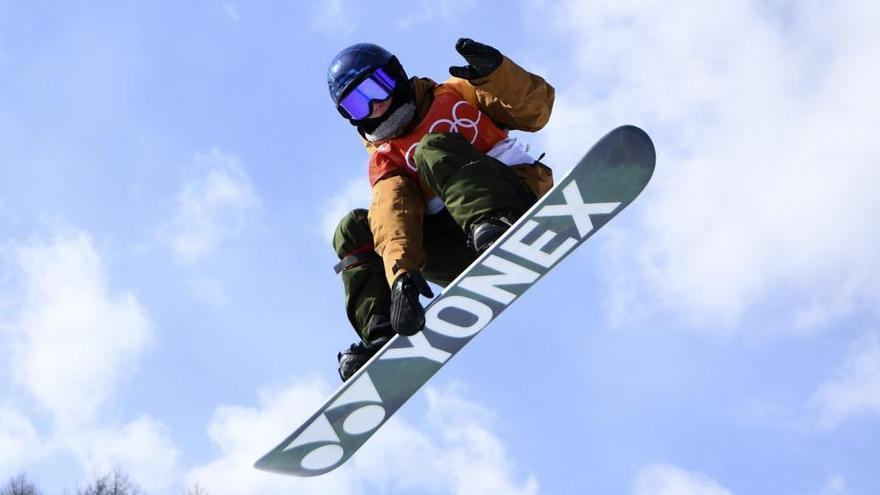 La 'snowboarder' española Queralt Castellet gana la medalla de bronce en el Mundial