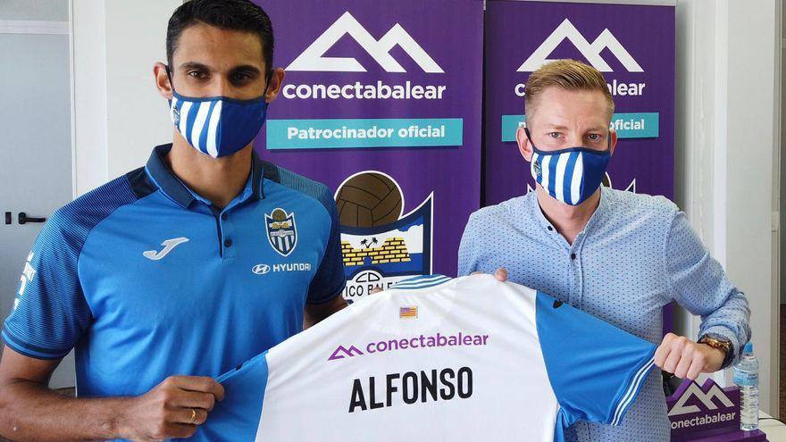 El Atlético Baleares firma por dos temporadas a Alfonso Martín