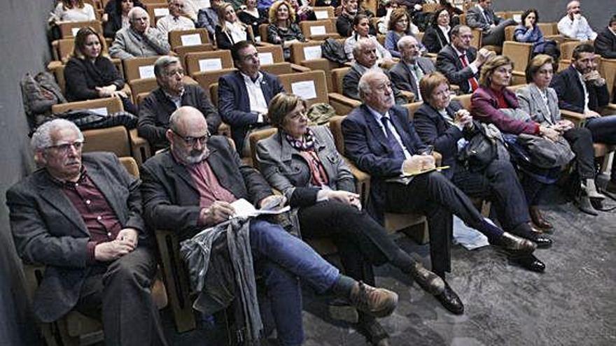 Auditori Jaume Casademont Conversa entre Del Bosque i Fonalleras