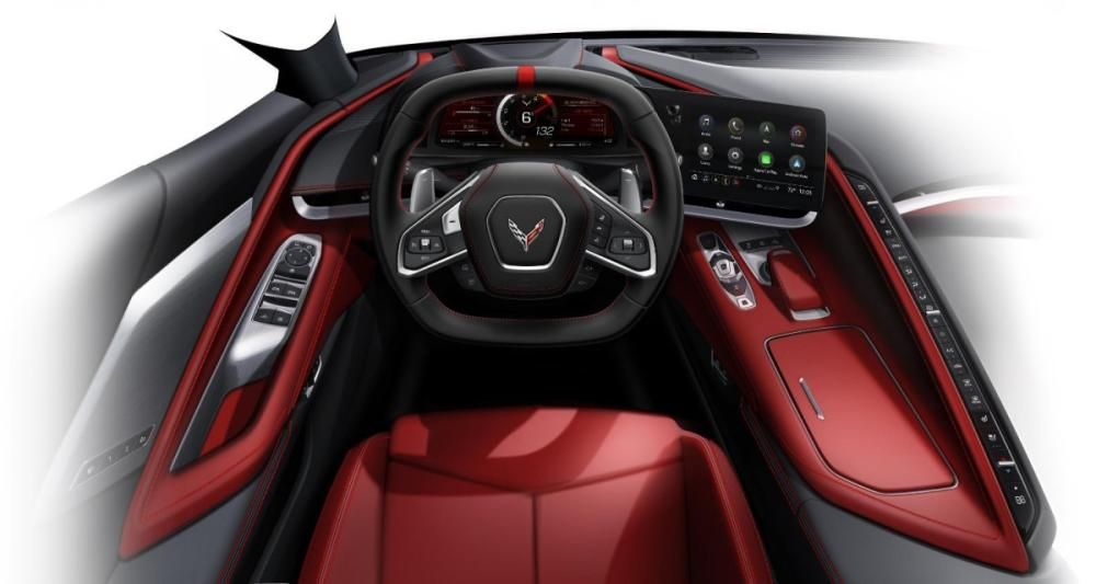 Chevrolet Corvette Stingray 2020