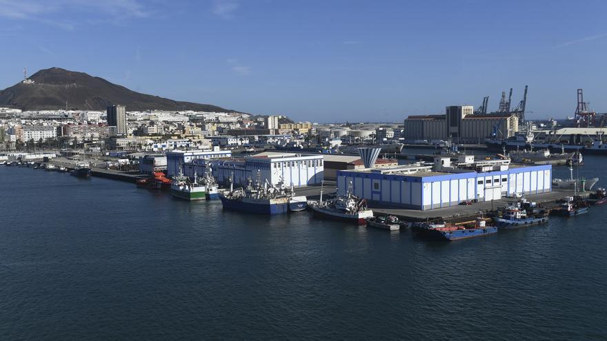 El nuevo acuerdo de pesca con Mauritania mantiene en la Luz la descarga de buques congeladores