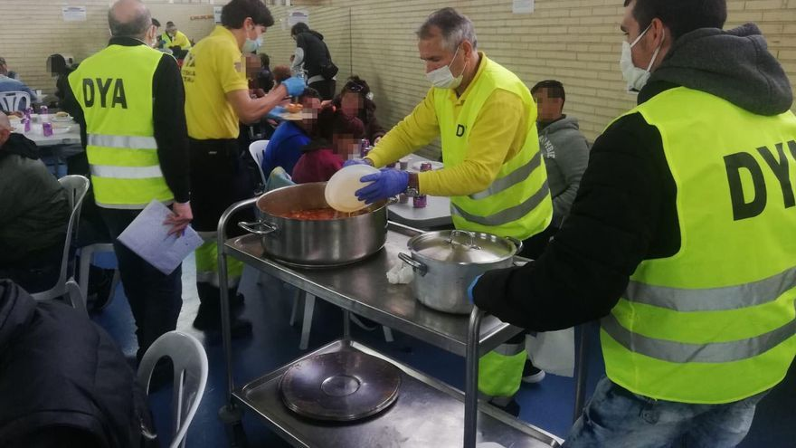 El PSOE reclama al Ayuntamiento de Alicante el incremento de la plantilla de Acción Social