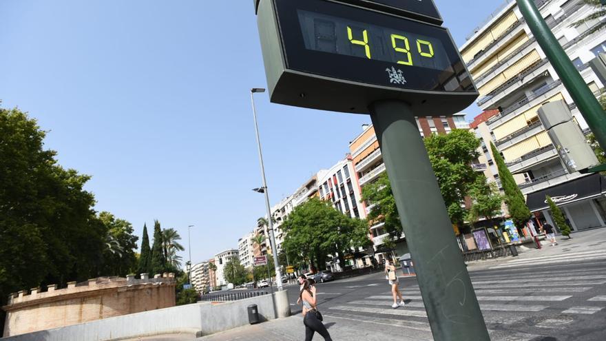 Ola de calor: Córdoba roza los 46 grados durante el primer día de alerta roja en la provincia