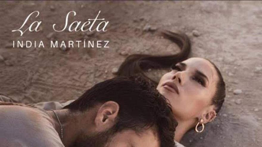 India Martínez rinde homenaje a la fe de sus mayores con una versión de 'La saeta' de Serrat