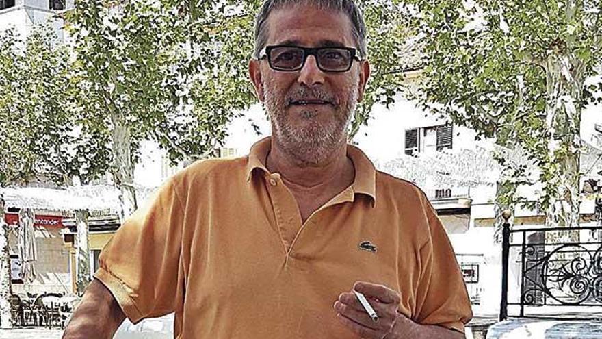 El dinamizador cultural Toni 'Curro' leerá el pregón de fiestas de sa Pobla