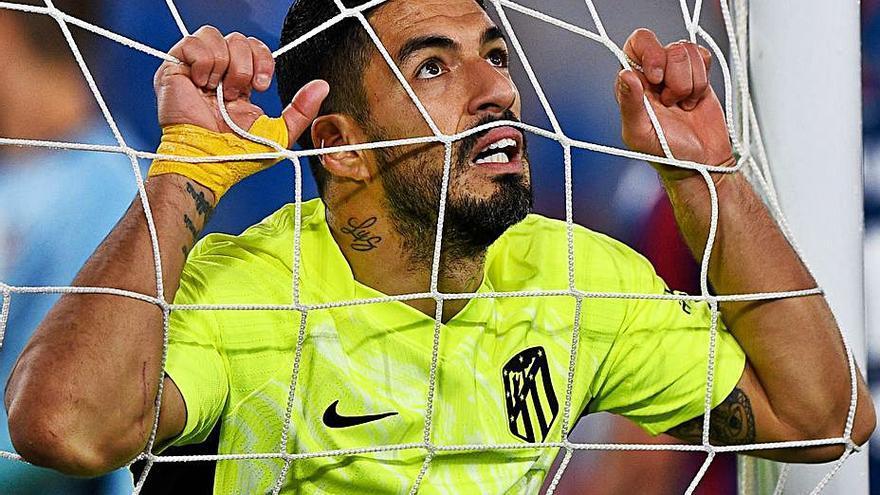 El Levante echa el freno al Atlético