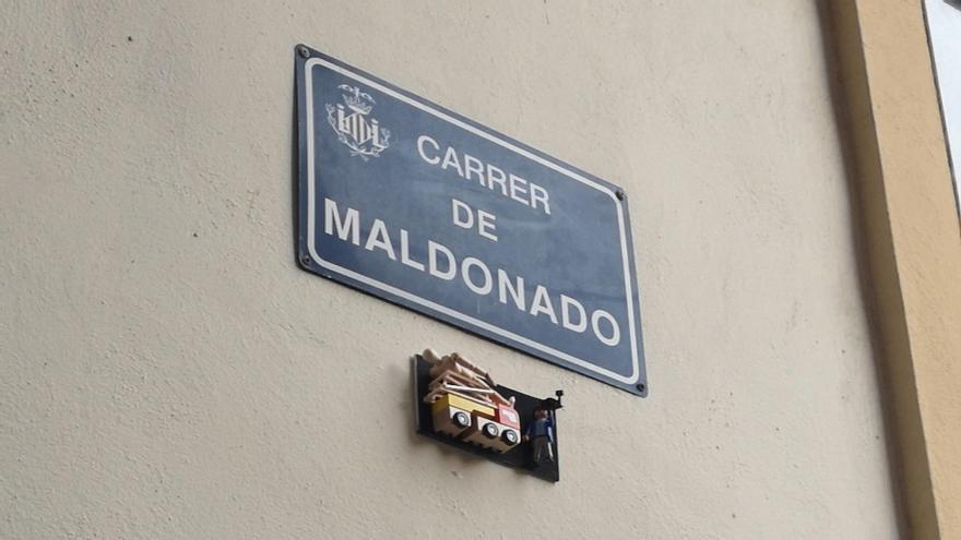 El Playmobil más fallero y original de las calles de València