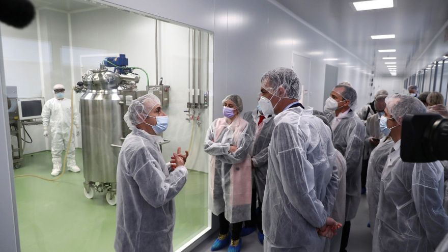 Sánchez espera que España tenga una vacuna contra el coronavirus en 2021