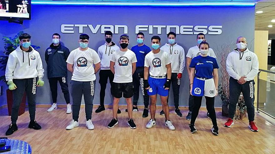 Gandia será la capital autonómica del kick boxing