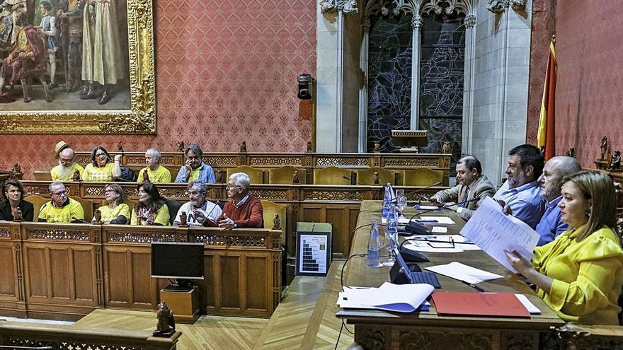 Extraoficial | Més y Podemos deberán recortar sus cargos
